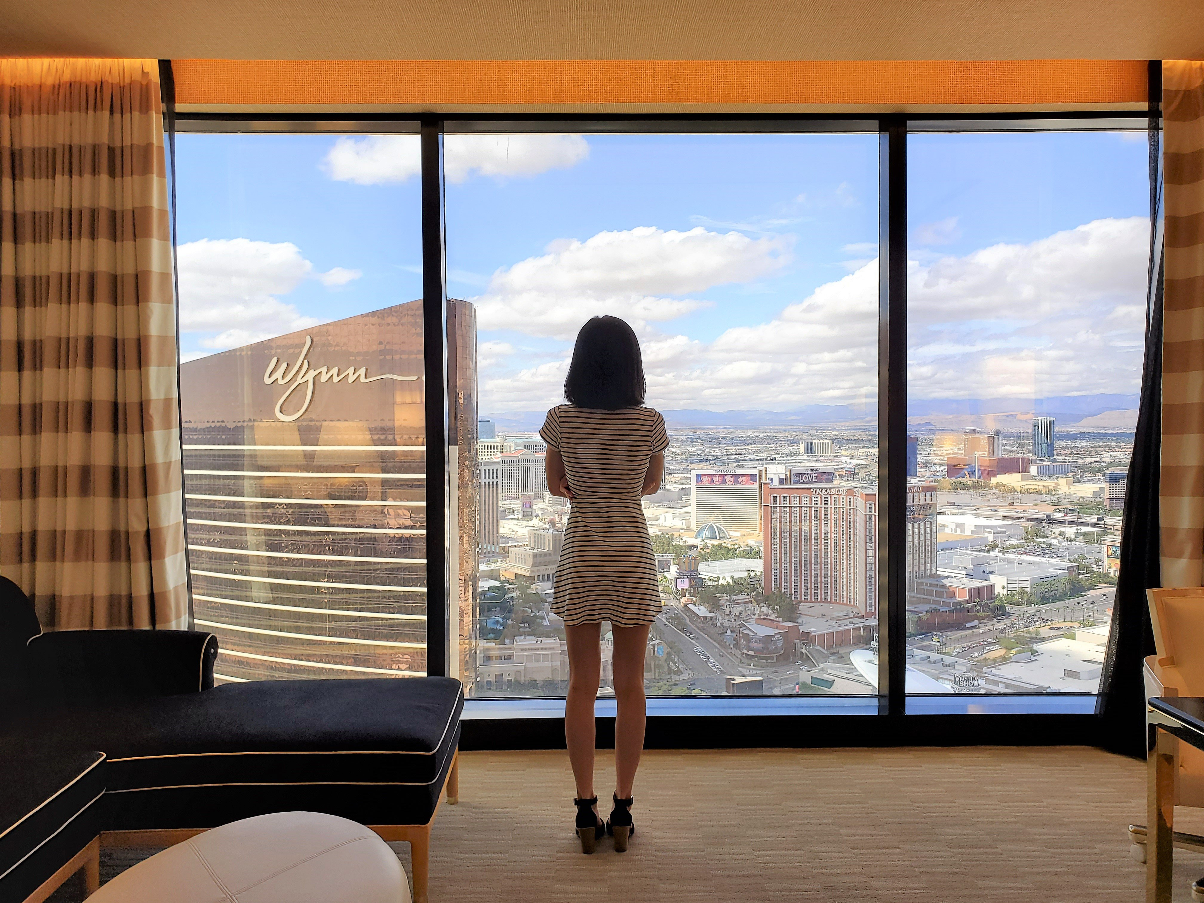 Trip Report – Las Vegas Day 1