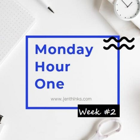 What is Monday Hour One & My Week #1 Experience