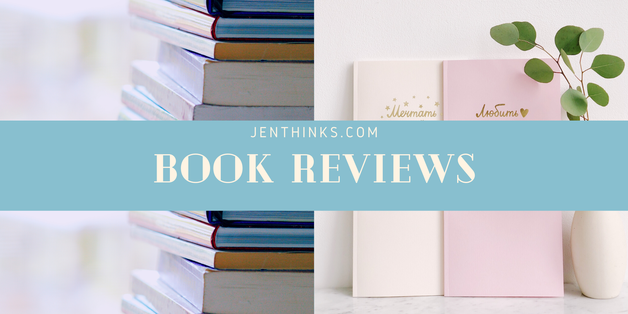 Book Review Jenthinks