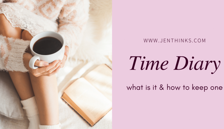 What is a time diary