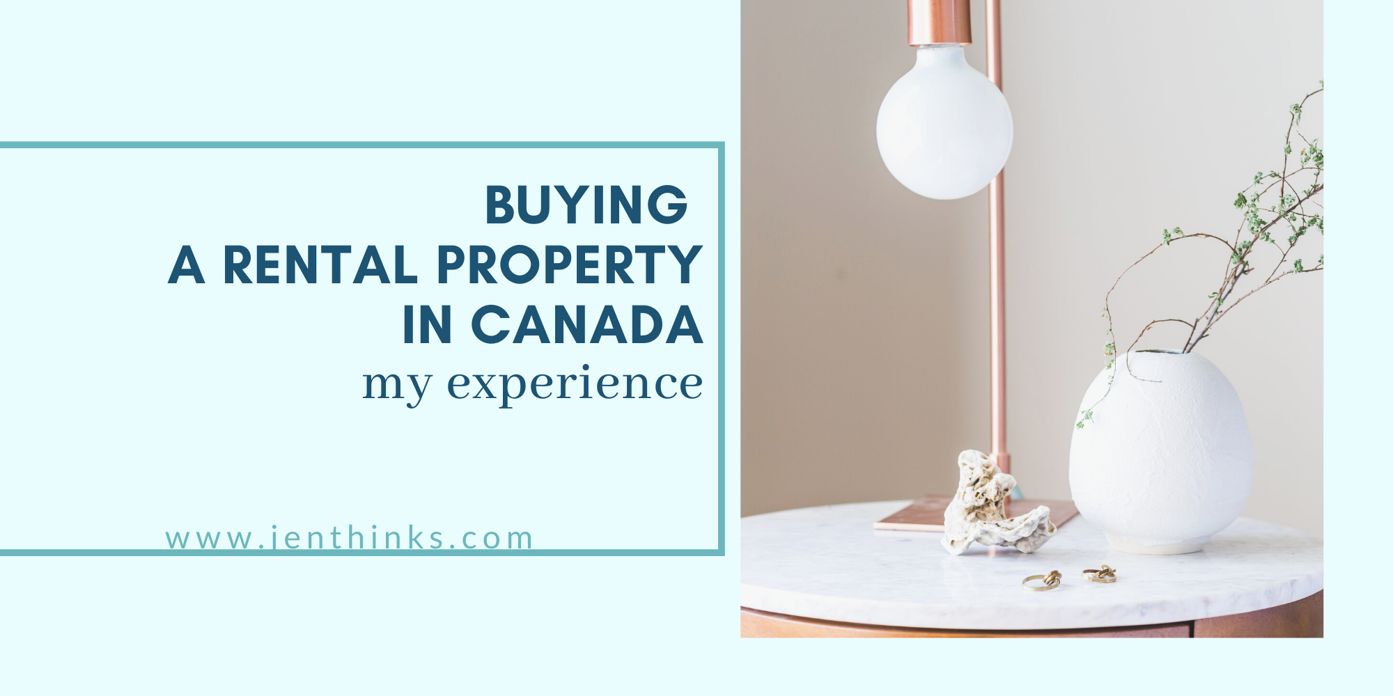 Buying A Rental Property in Canada
