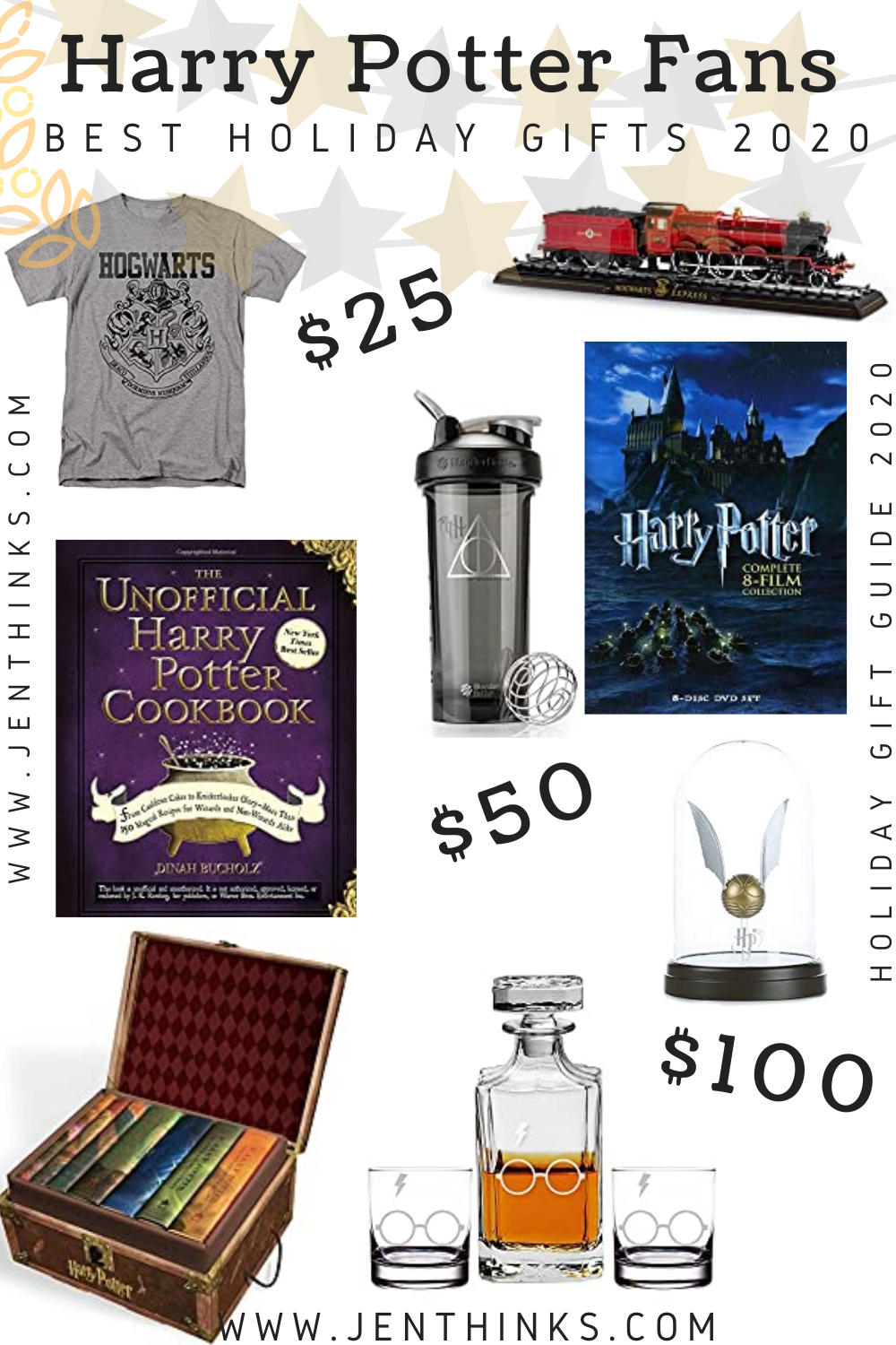 best christmas gifts for harry potter lovers 2020