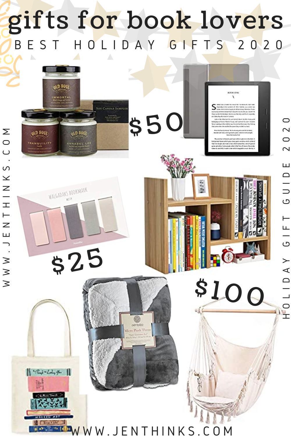 best christmas gifts for book lovers 2020