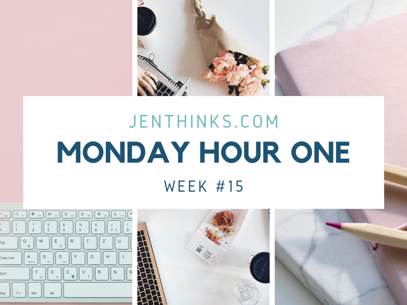 My 100th Post – Remembering The WHY of Starting Blogging on JENTHINKS