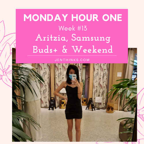 Monday Hour One Week 13