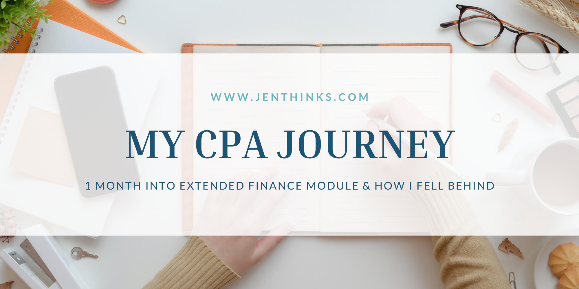 1 Month Into Extended Finance Module AND How I Fell Behind
