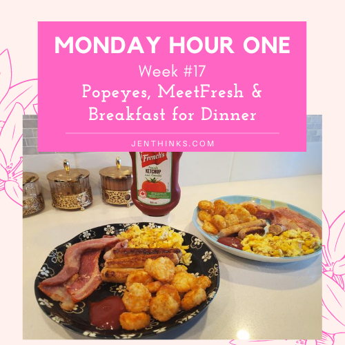 Week 17 Monday Hour One