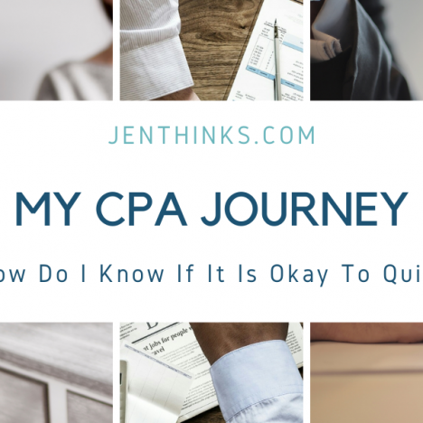 CPA PERT – What To Do When You Change Job Under Experience Verification Route (EVR)