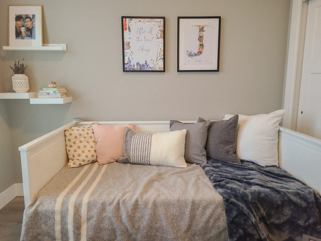 ikea hemnes daybed office