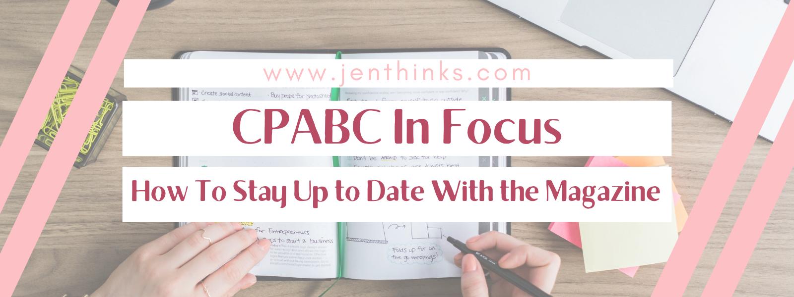 cpabc infocus magazine