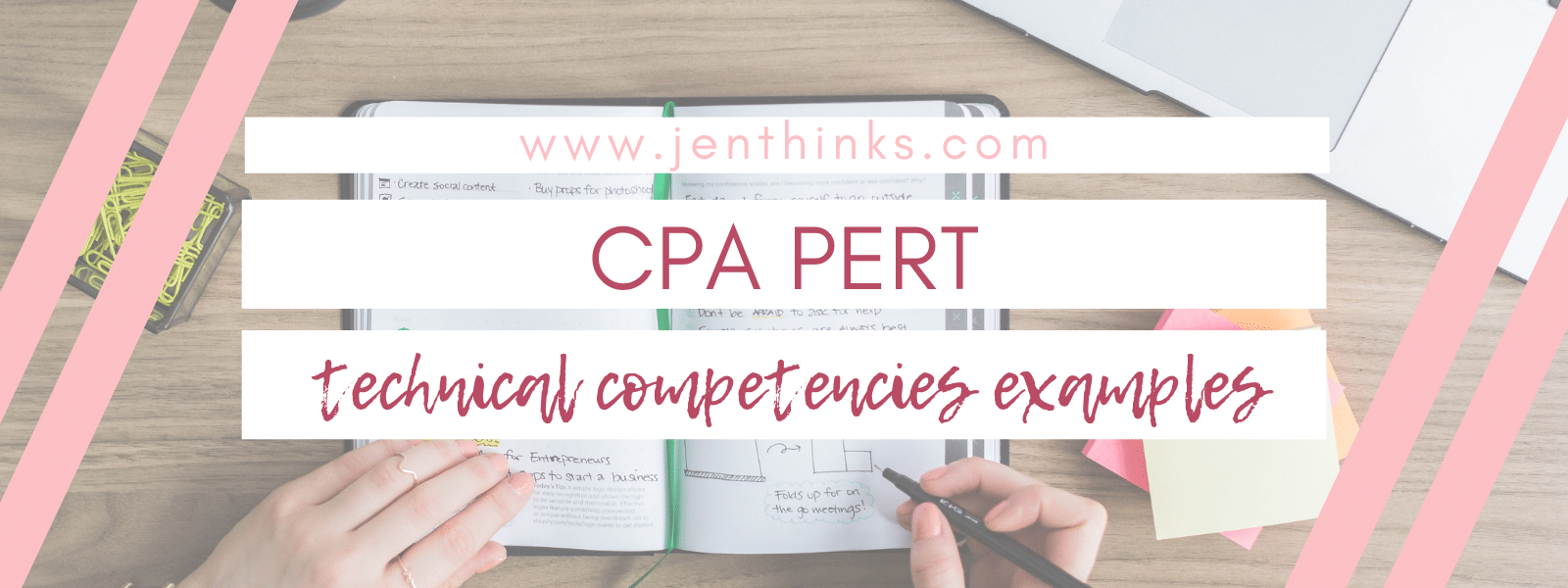 cpa pert technical competencies examples