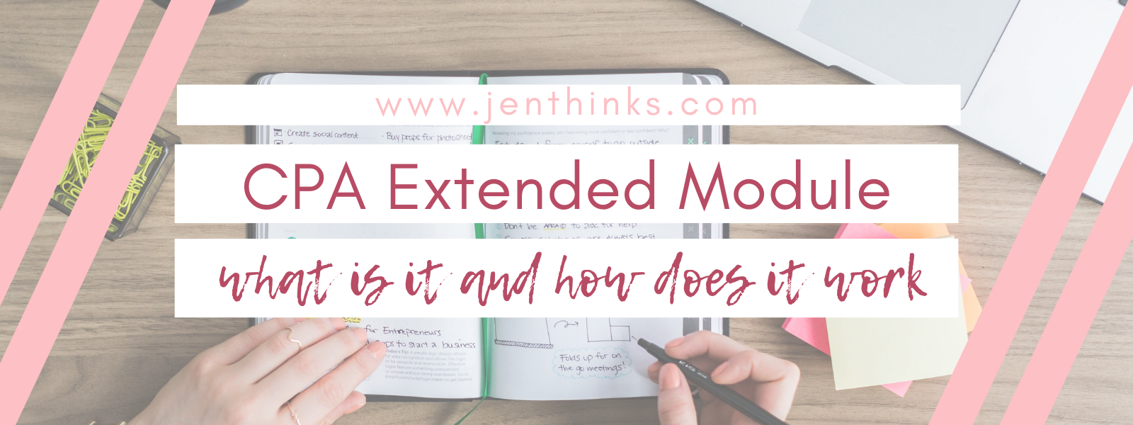 CPA what is extended module