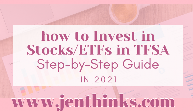 how to invest in stocks in TFSA guide 2021
