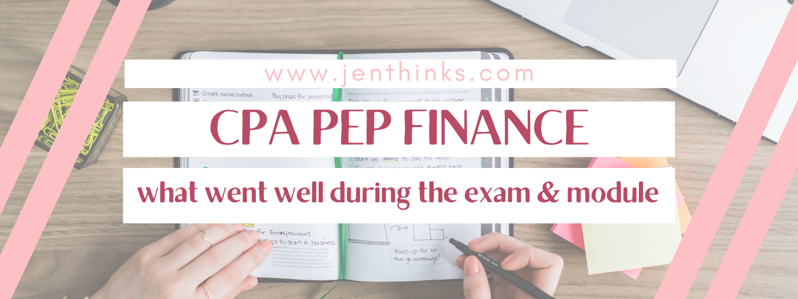 CPA Finance what went well during exam