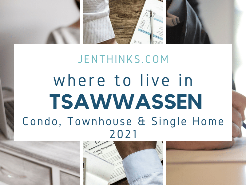 where to live in tsawwassen
