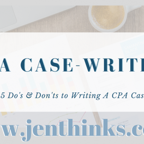 CPA PERT – How I Deal With Setbacks