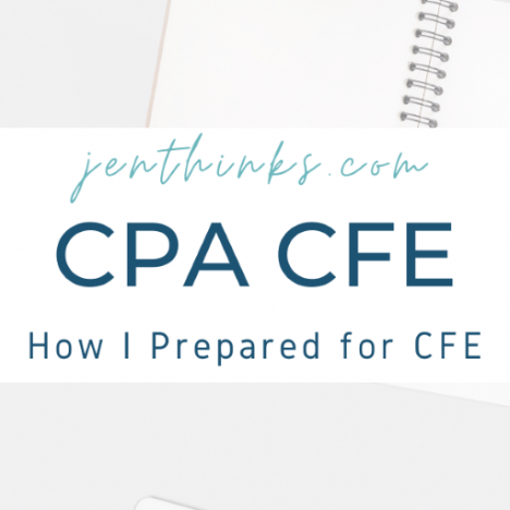 CPA Capstone 1 – Tips on How to Do Well