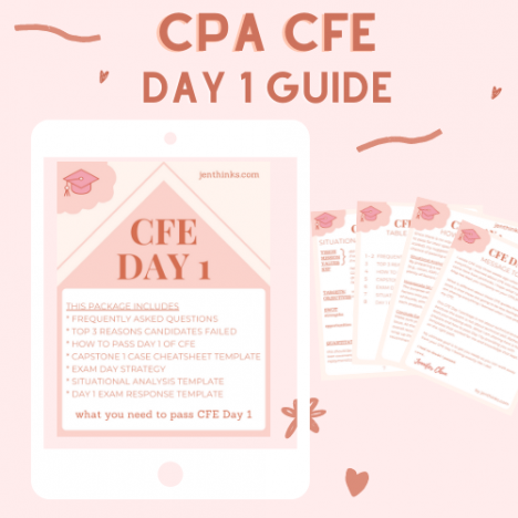 CPA CFE guides